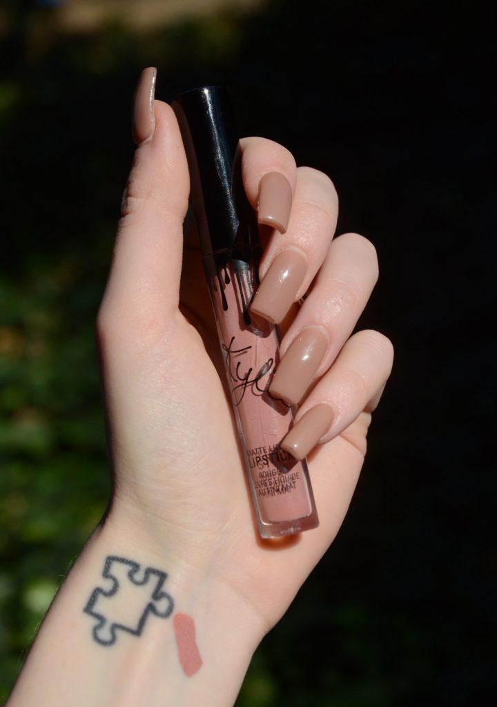 Kylie cosmetics lip kit in smile