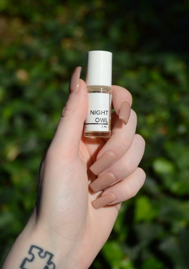 here and now botanicals night owl eye serum