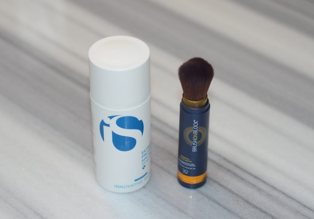 brush on block, iS Clinical Extreme Protect spf 30