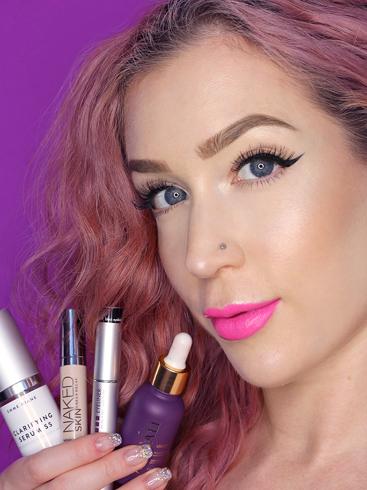 The Best Cruelty Free Products of 2017 with Los Angeles Cruelty-Free Beauty Blogger, Emily Wolf Beauty.