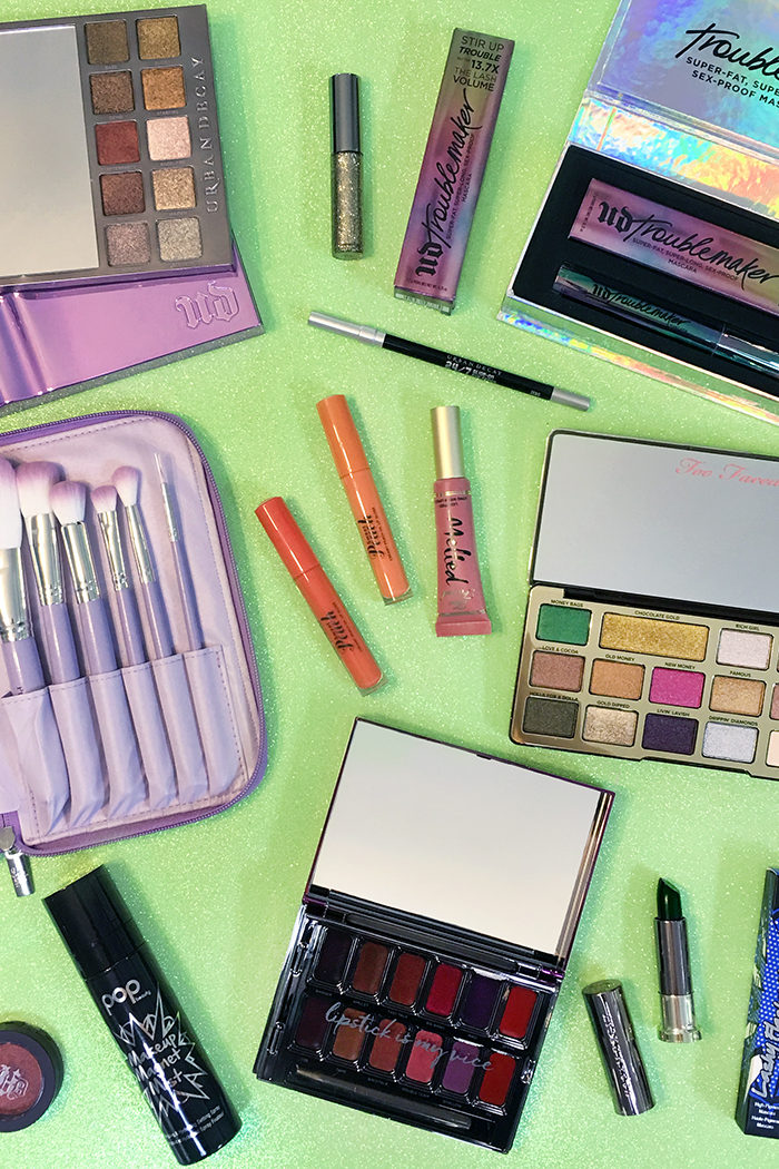 $450 Makeup Giveaway – Urban Decay, Too Faced & Kat Von D