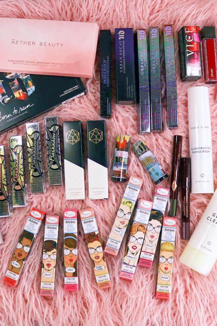 $1000 GIVEAWAY – Cash, Makeup, & Skincare